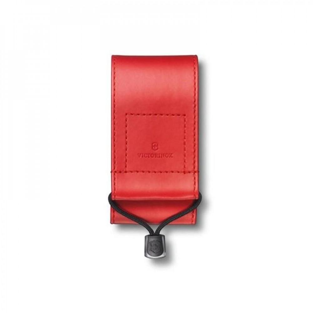 Etui cuir synthétique Victorinox 111mm jusqu'à 10 P 4.0482.1