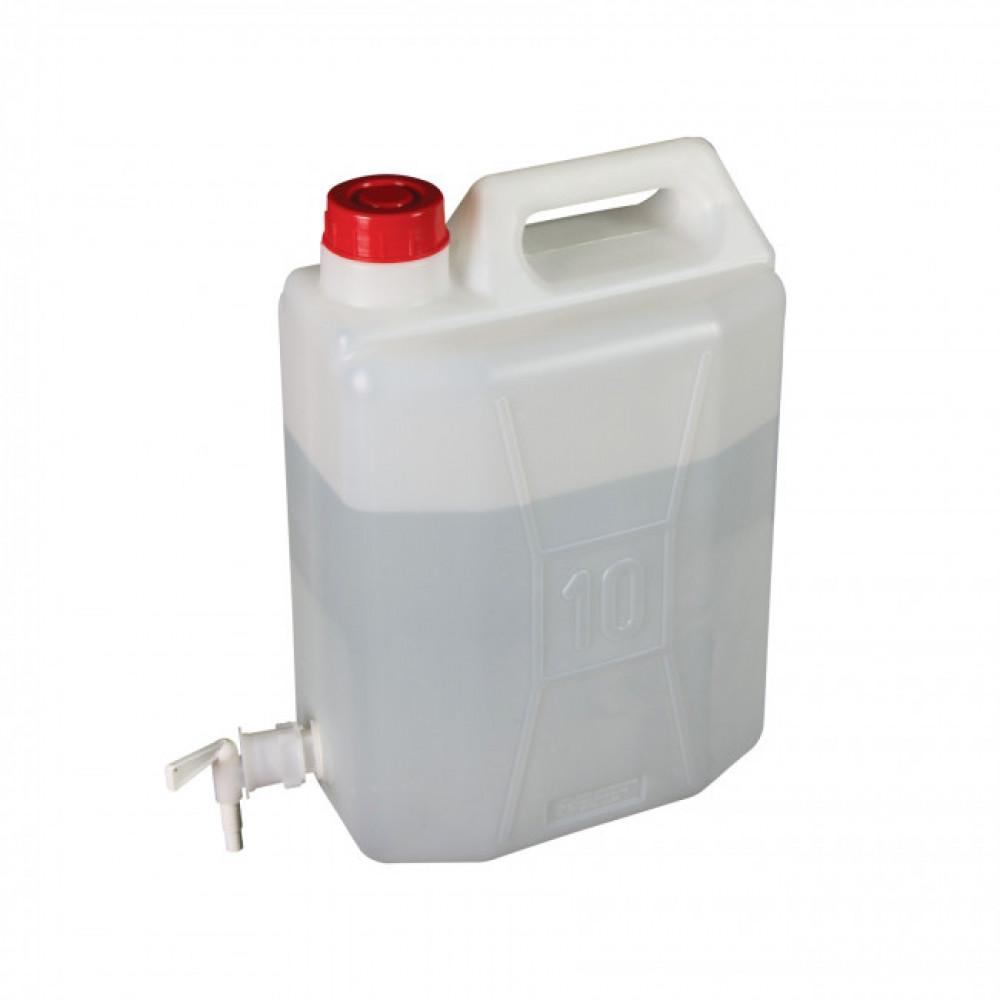 Jerrycan 10 litres avec robinet