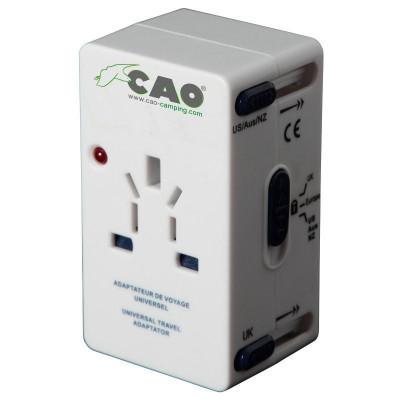 Adaptateur de prise international CAO