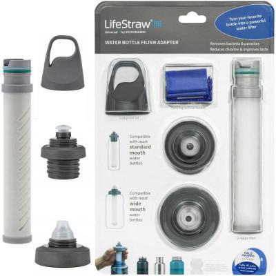 Adaptateur filtre Lifestraw pour gourde