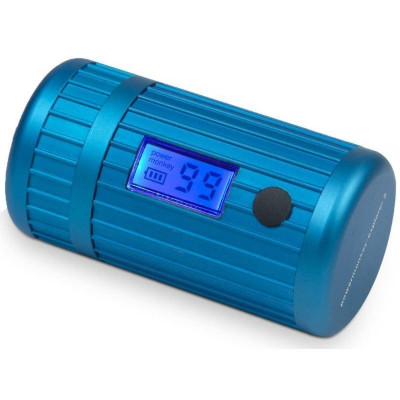 Batterie étanche Powertraveller Powermonkey Explorer 2 bleue