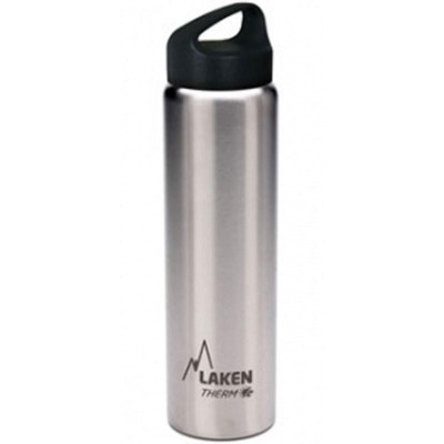 Bouteille isotherme 0.75L Laken Classic Thermo inox