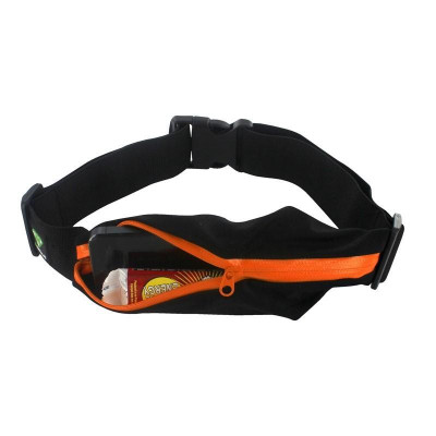 Ceinture cache-billets 1 poche Xtens Wantalis orange