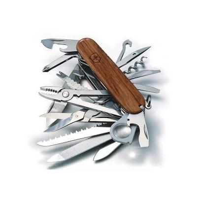 Couteau suisse Victorinox Swisschamp Bois