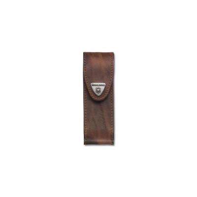 Etui cuir Victorinox 111mm jusqu'à 10 P 4.0547