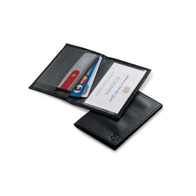Etui cuir Victorinox SwissCard 4.0873.L