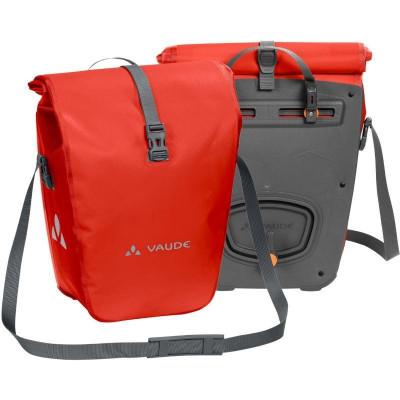 Sacoche arrière vélo Vaude Aqua Back rouge (lot de 2)
