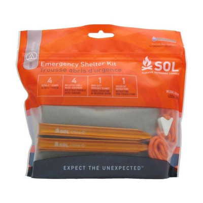 Trousse abri d'urgence SOL Emergency Shelter Kit