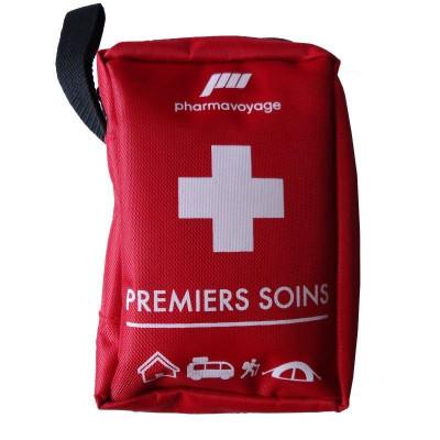 Trousse de secours Premiers Soins Pharmavoyage