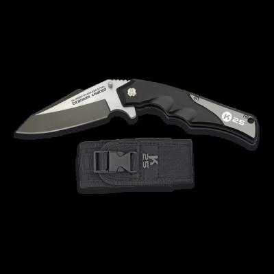 Couteau tactical pliable K25 9.4 cm