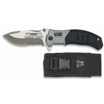 Couteau K25 lame 8.7 cm