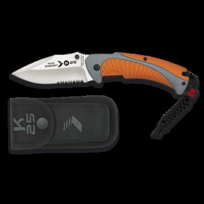 Couteau tactical K25 Energy lame 8 cm