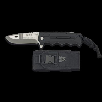 Couteau pliant K25 cordon noir lame 9.3 cm