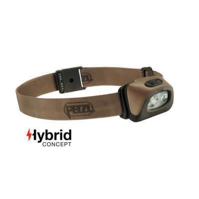 Lampe frontale Hybrid 350 Lumens sable