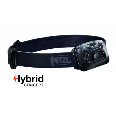 Lampe frontale Hybrid PETZL 300 Lumens noir