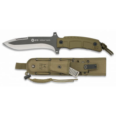 Couteau K25 Coyote lame 14.9 cm