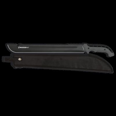 Machette coupe coupe Albainox Cimarron II 59 cm lame avec scie