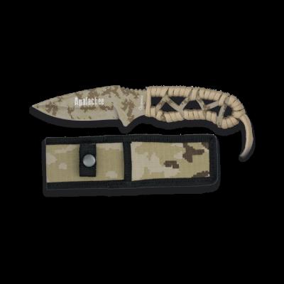 Couteau de survie paracorde lame 8.3 cm