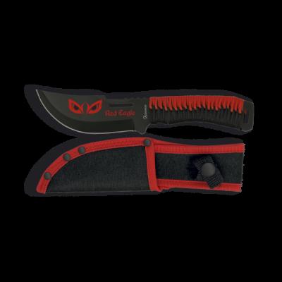 Couteau de survie Red eagle paracorde lame 10.7 cm