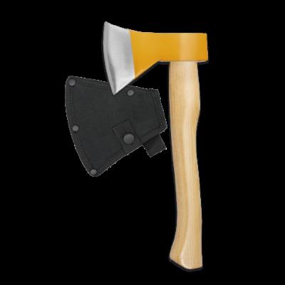 Hache Albainox manche bois 37 cm