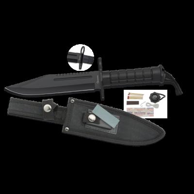 Couteau survie Albainox lame 18.5 cm