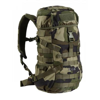 Sac à dos militaire Expédition 15 litres camouflage