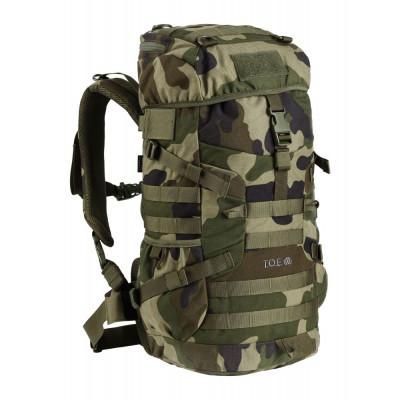 Sac à dos militaire Expédition 25 litres camouflage