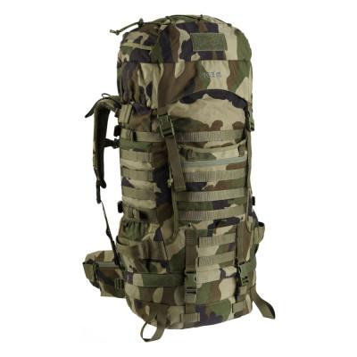 Sac à dos militaire Expédition 65 litres camouflage