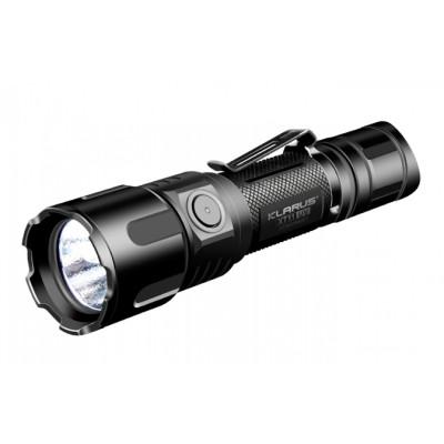 Lampe tactique rechargeable XT11UV LED Klarus 900 lumens
