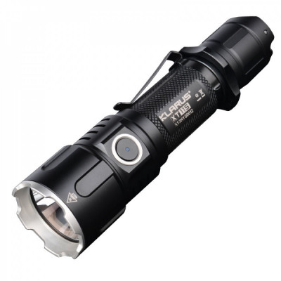 Lampe tactique rechargeable XT11S LED Klarus 1100 lumens