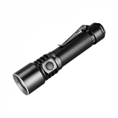 Lampe tactique rechargeable ST15R LED Klarus 1200 Lumens