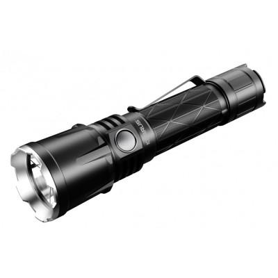 Lampe tactique rechargeable XT21X LED Klarus 4000 lumens