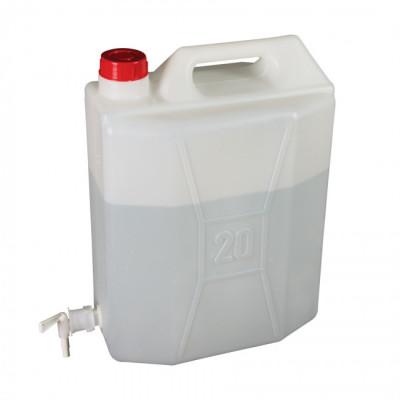 Jerrycan 20 litres avec robinet