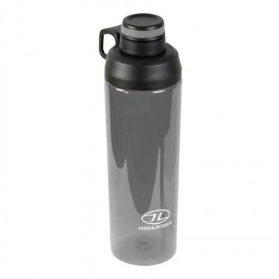 Gourde d'eau étanche et durable 850 ml gris