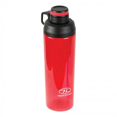 Gourde d'eau étanche et durable 850 ml rouge