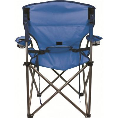 Chaise de soutien lombaire bleu
