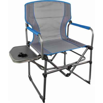 Chaise de camping avec table