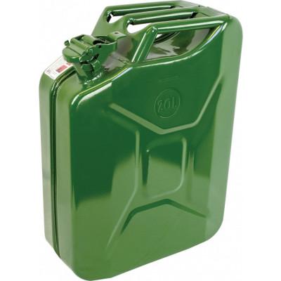 Jerrycan en acier de 20 litres