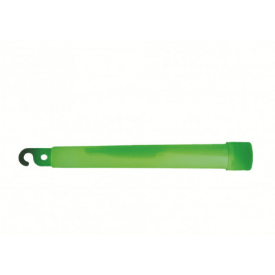 Bâton lumineux de survie vert 12h