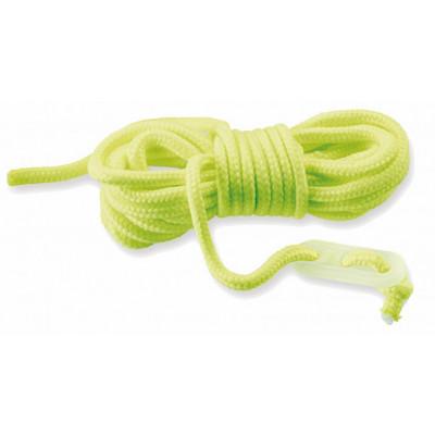 Corde fluorescent longueur 4m