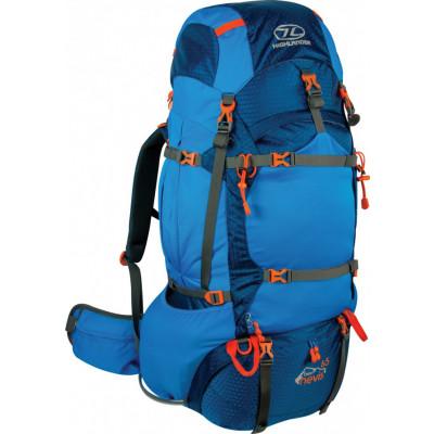 Sac à dos randonnée 65L ben nevis bleu