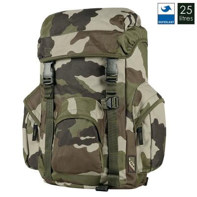 Sac à dos militaire 25L camouflage