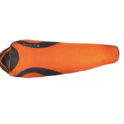 Sac de couchage serenity 450 orange