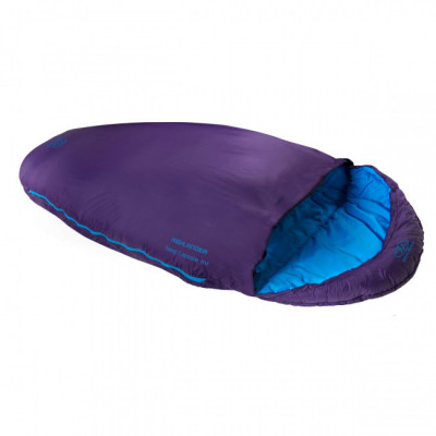 Sac de couchage violet sleep capsule enfant